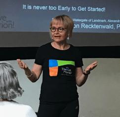 Ph.D. Marion Recktenwald