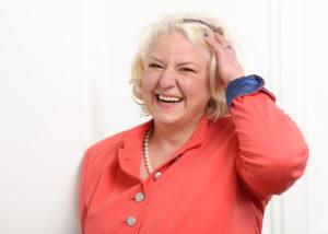Christina Georgsson liefert Impulse, die Spaß machen