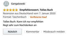 Rezension aus Deutschland vom 7. Januar 2020